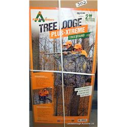 2 PERSON TREE STAND - NEW IN BOX