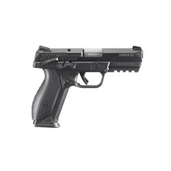 "RUGER AMERICAN 9MM 4.2"" 17RD BLK TS"