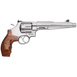 """S& W 629PC 44MAG CMPD HNTR 7.5"""" STNLS"""