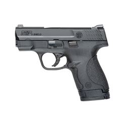 "S& W SHIELD 9MM 3.1"" BLK 7& 8RD"