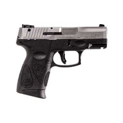 "TAURUS PT111 G2 9MM 3.2"" STS AS 12RD"