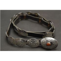NAVAJO CONCHO BELT (WRIGHT)