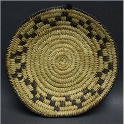 PAPAGO BASKETRY PLAQUE
