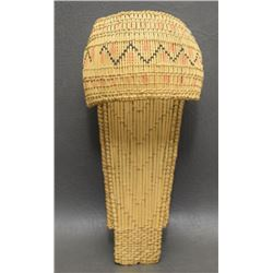 PAIUTE BASKETRY DOLL CRADLE