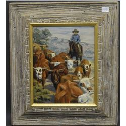 WESTERN PAINTING (RIGDEN)