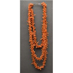PUEBLO CORAL NECKLACE