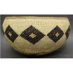 HUPA/ YUROK BASKETRY BOWL