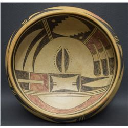 HOPI POTTERY BOWL