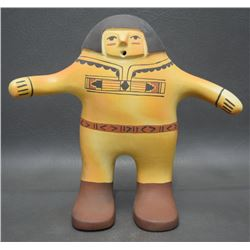 HOPI POTTERY FIGURE (GOLDTOOTH)
