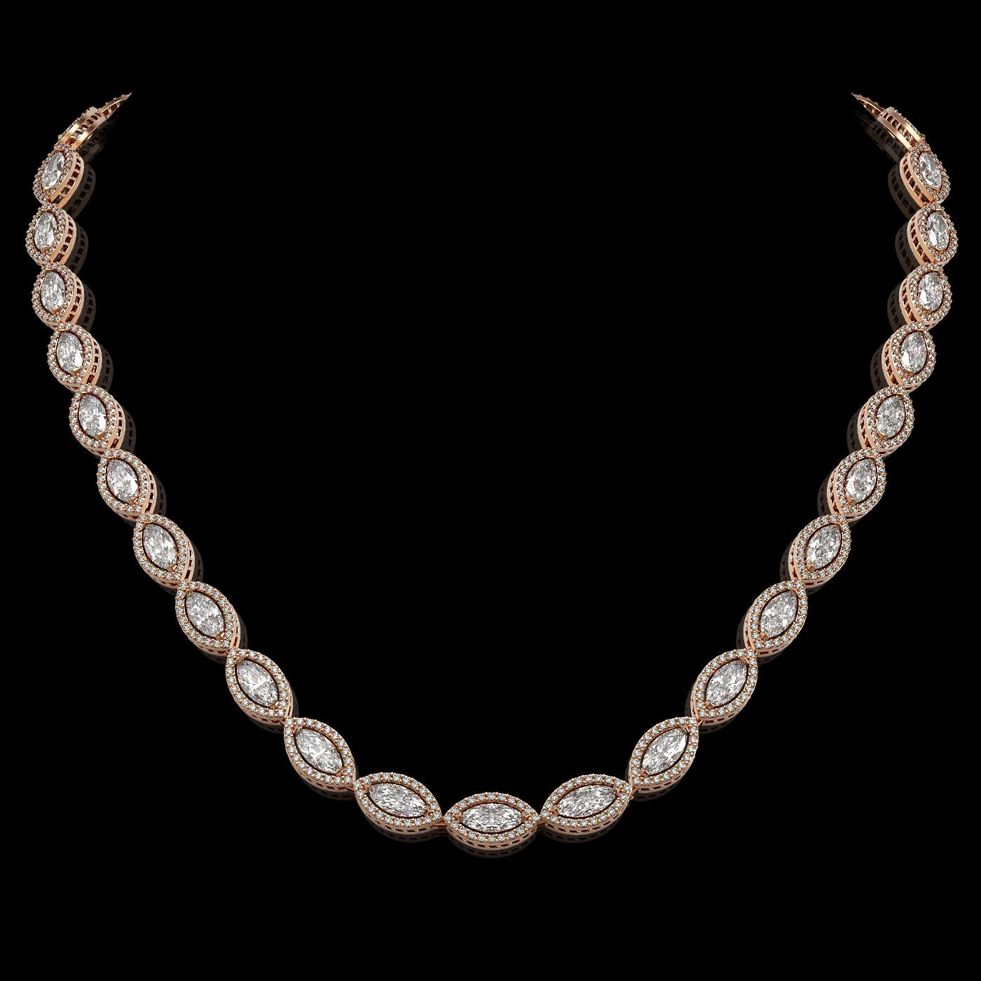 round cut shape and graff marquise diamonds a collections pear high jewellery diamond white necklace featuring cts