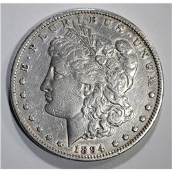 1894 MORGAN DOLLAR XF/AU KEY COIN