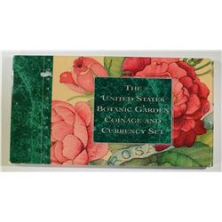 1997 BOTANIC GARDEN COIN & CURRENCY SET