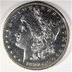 1891-CC MORGAN DOLLAR CHOICE BU