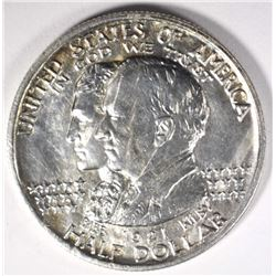 1921 ALABAMA COMMEM HALF DOLLAR, GEM BU