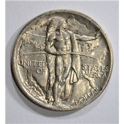 1926 OREGON TRAIL HALF DOLLAR CHOICE BU
