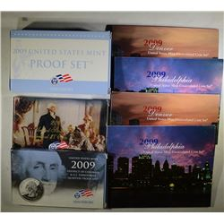2009 Proof & Mint Set Group