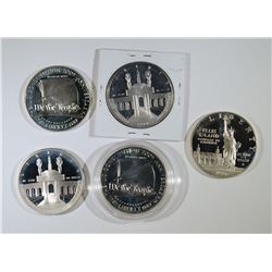 Silver Commemorative Set - No Boxes