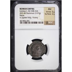ROMAN EMPIRE LICINIUS I AD, 308-324