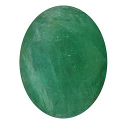 3.64 ctw Oval Emerald Parcel