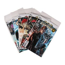 Bruce Wayne Road Home Set of 8
