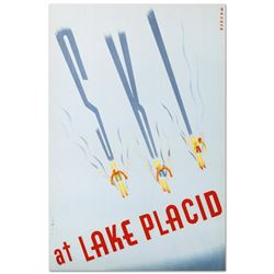 Ski at Lake Placid