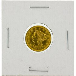 1901 $2.5 BU Liberty Head Quarter Eagle Gold Coin