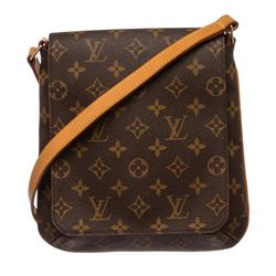 Louis Vuitton Monogram Salsa PM Shoulder Bag
