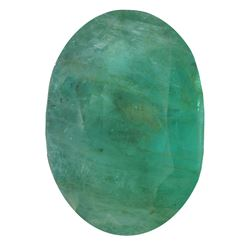 2.9 ctw Oval Emerald Parcel