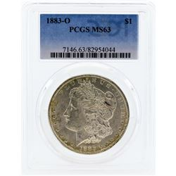 1883-O PCGS MS63 Morgan Silver Dollar