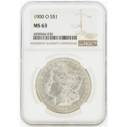1900-O MS63 NGC Morgan Silver Dollar