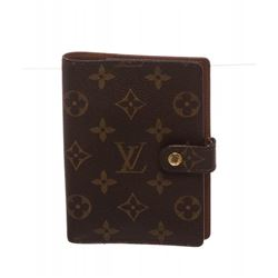 Louis Vuitton Monogram Small Ring Agenda