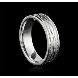 14KT White Gold Ring
