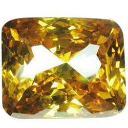 Massive 248.70 ct Cushion Cut Citrine Gemstone