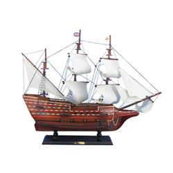 "30"" Wooden Ship Model, Mayflower"