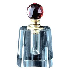 Perfume Bottles Full Cut 8007 Facet Lead Crystal Decorative Dauber Collectibles