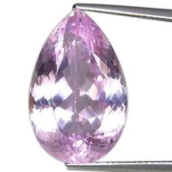 Huge 23.68ct. Natural Pink AAA Brazilian Kunzite Gemstone