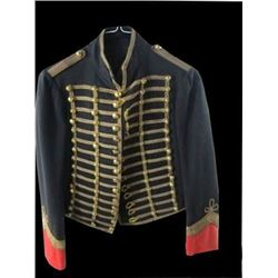 19thc German Made Zouave Military Dress Tunic