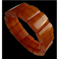 Vintage Baltic Natural Amber Bracelet