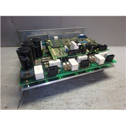 FANUC A06B-6100-H006 SERVO AMPLIFIER; TOP BOARD: A16B-2100-0200/05D
