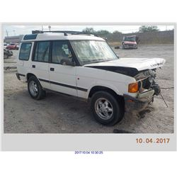 1996 - LANDROVER DISCOVERY
