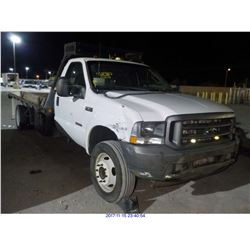 2003 - FORD F450