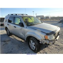 2009 - FORD ESCAPE