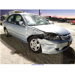 2004 - HONDA CIVIC