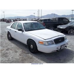 2003 - FORD CROWN VICTORIA