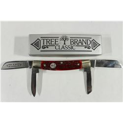 "3 1/2"" BOKER TREE BRAND CLASSIC 4 BLADE POCKET"