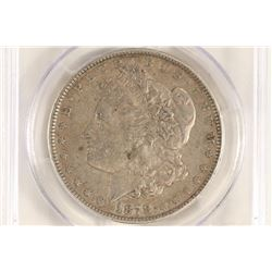 1878 7TF MORGAN SILVER DOLLAR R78 VAM-198