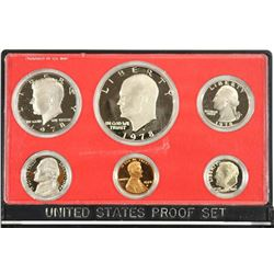 1978 US PROOF SET (WITH NO BOX)