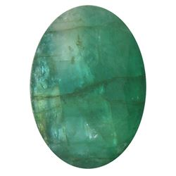 3.78 ctw Oval Emerald Parcel