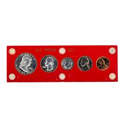 1955 (5) Coin Proof Set