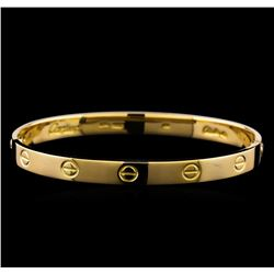Cartier Bracelet With Screwdriver - 18KT Yellow Gold